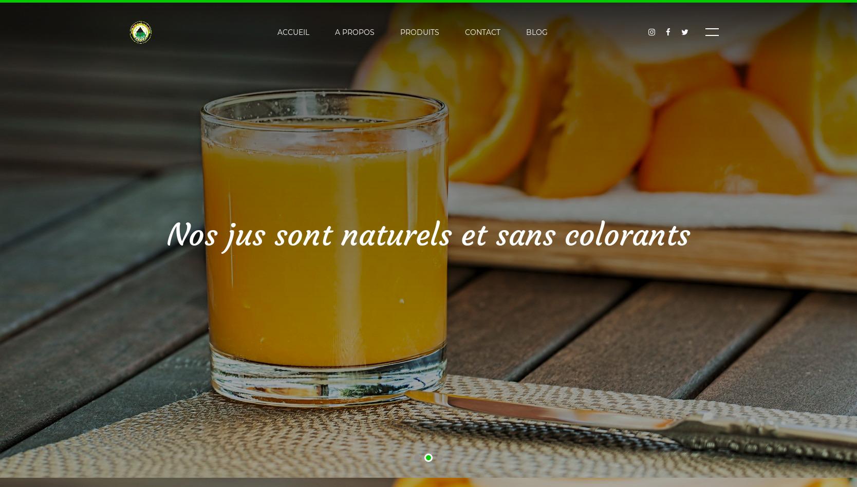 Buguni's website